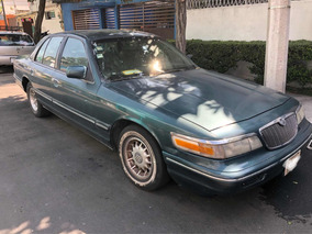 Ford Grand Marquis Equipado