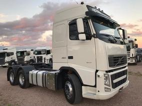 Volvo Fh 460 6x4 Traçado 2013