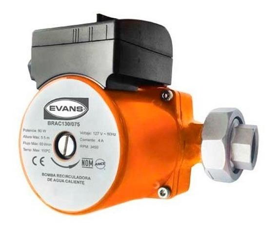 Recirculadora De Agua Caliente Brac130/075 127 V