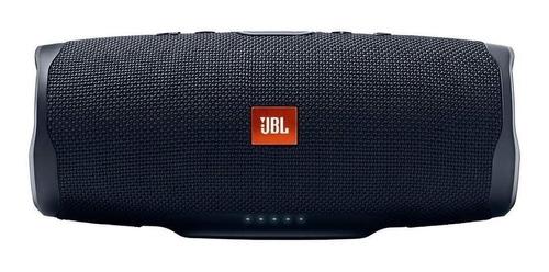 Imagem 1 de 6 de Caixa Jbl Charge 4 Portátil Com Bluetooth Black 110v/220v