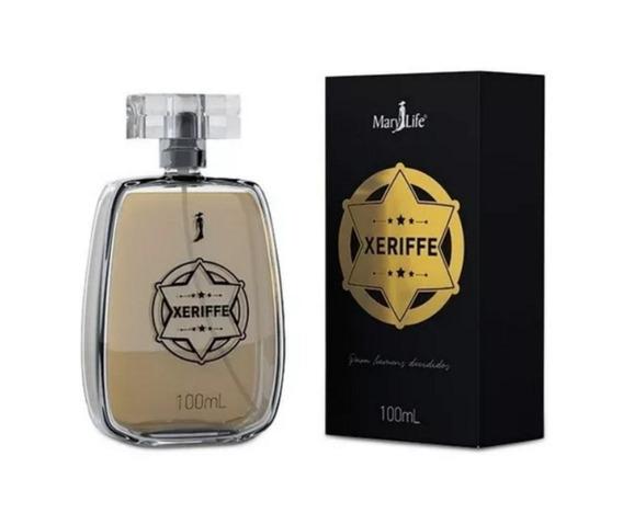 Perfume Xerife Masculino Mary Life 100 Ml