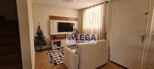 Casa Com 3 Dormitórios À Venda, 133 M² Por R$ 650.000,01 - Parque Rural Fazenda Santa Cândida - Campinas/sp - Ca2152