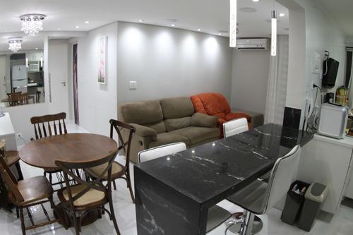 Imagem 1 de 13 de Apartamento À Venda No Jardim Santa Monica- 11121