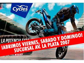 Bajaj Rouser Ns 150 Moto 0km El Mejor Precio En Cycles