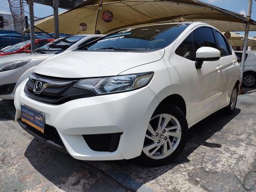 Honda Fit Lx 1.5 Cvt Automático 2015 - Branco
