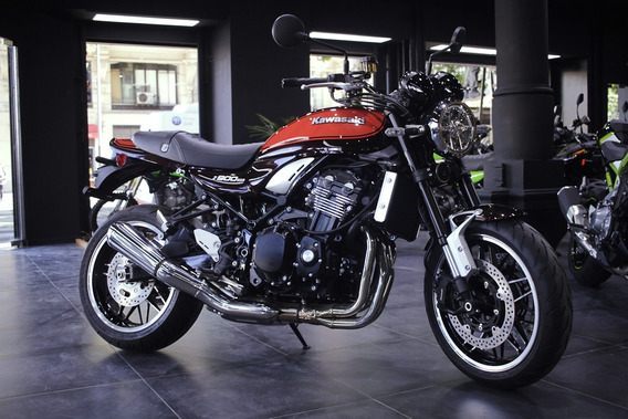 Kawasaki Z900 Rs Abs 2020 Lanzamiento Exclusivo Lidermoto