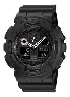 Reloj Casio 100% Original G-shock Ga-100 Sumergible Nuevos