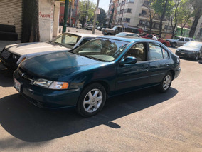 Nissan Altima 2.5 Gle Aa Piel Qc Cd At 1998