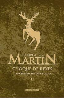 Game Of Thrones 2 - Juego De Tronos 2 - Libro Nuevo