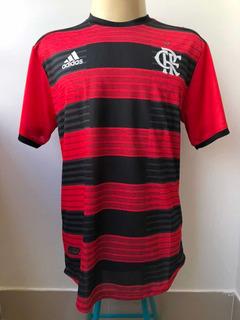 Camisa Flamengo 1 adidas 2018 Modelo Jogador