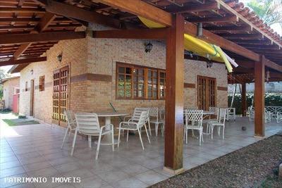 Casa Em Condomínio A Venda, Condominio Recanto Da Lagoinha, 4 Dormitórios, 4 Suítes, 3 Vagas - 866