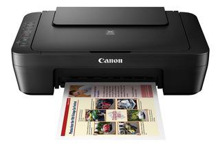 Canon Mg3010 Impresora Multifuncion Fotografica Wifi Cloud