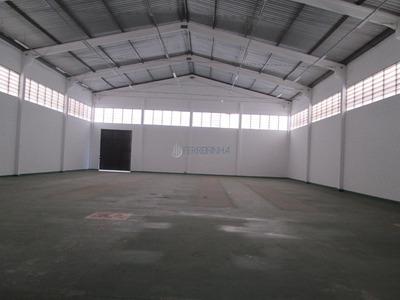 Galpão Industrial Condomínio Eldorado - Codigo: Ga0017 - Ga0017