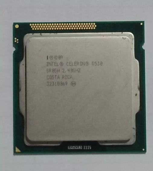 Processador Intel Celeron G530 2,40ghz Socket Lga 1155