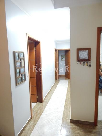 Casa Para Venda, 3 Dormitórios, Centro - Nova Odessa - 306