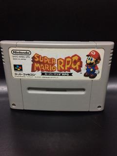 Juego Super Nintendo Super Mario Rpg