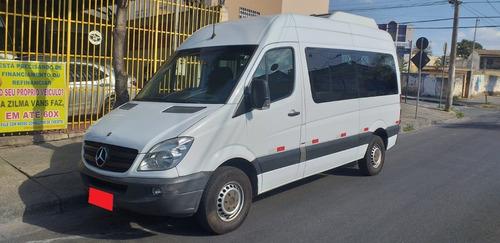 Imagem 1 de 15 de Sprinter 415 T.a 2012/13 Branca 16 Lug Km 100 Mil