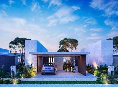 Residencia De 1 Sola Planta, Privada Residencial Palta 152, Con Amenidades.