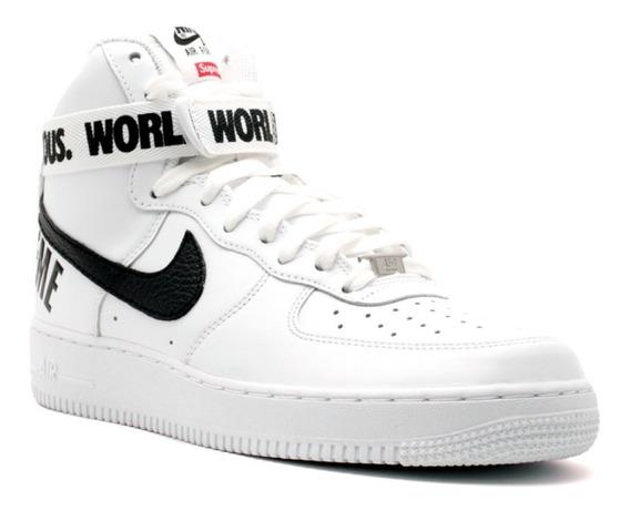 Tenis,botinha Air Force Supreme Sneaker 12x Sem Juros