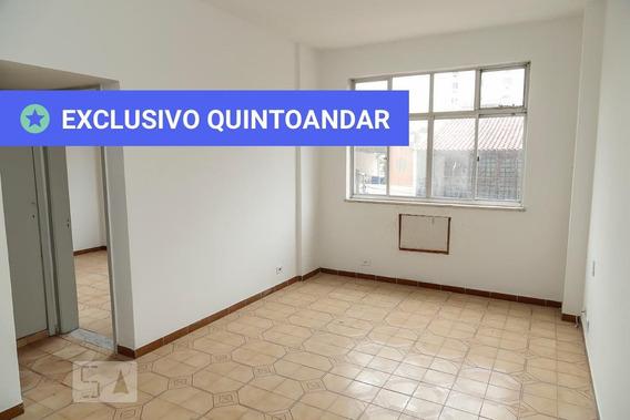 Apartamento No 1º Andar Com 1 Dormitório E 1 Garagem - Id: 892974693 - 274693
