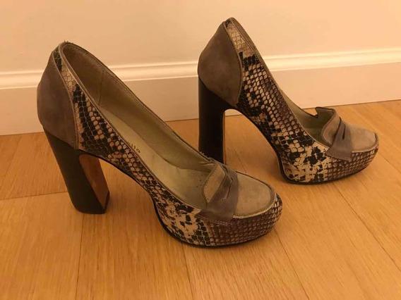 Zapatos Stilletos Maggio Rossetto Talle 36