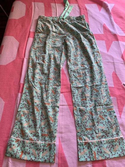 Hermoso Pantalón Pijama Victorias Secret Nuevo