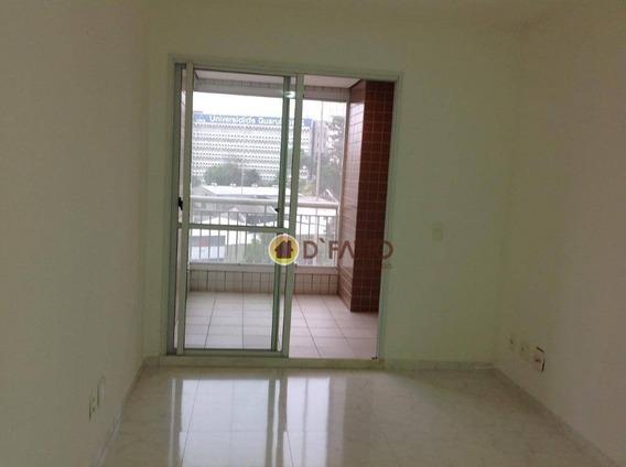 Apartamento Residencial Para Locação, Centro, Guarulhos. - Ap1941