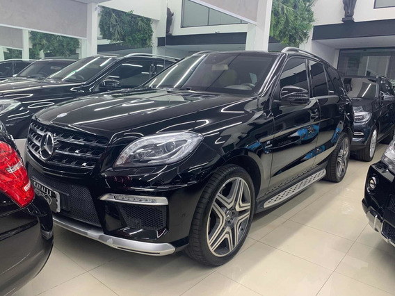 Mercedes-benz Classe Ml Ml 63 Amg Biturbo