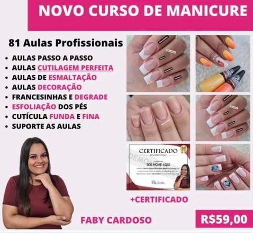 Curso De Manicure On-line