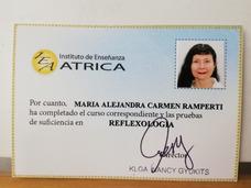 Reflexóloga Matriculada Podal Y Piernas S/mujeres Domicilio