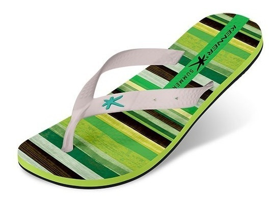 Chinelo Kenner Summer Glass Stripes