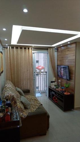 Apartamento À Venda, 2 Quartos, 1 Vaga, Dos Casa - São Bernardo Do Campo/sp - 81724
