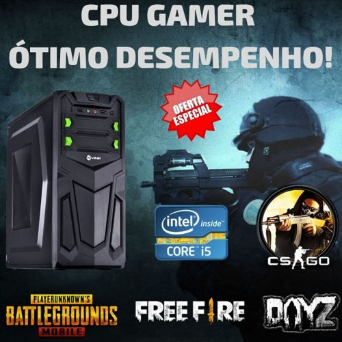 Cpu Gamer 8g Video 2g Autodesk Fortnite Gta5 Csgo Free Fire