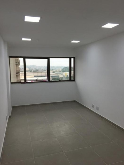 Sala Em Parque Duque, Duque De Caxias/rj De 24m² 1 Quartos Para Locação R$ 1.100,00/mes - Sa379649