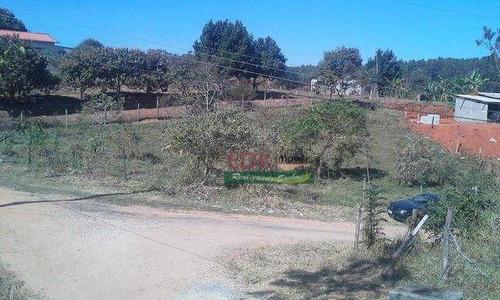 Imagem 1 de 2 de Chácara À Venda, 1200 M² Por R$ 100.000,00 - Centro - Taubaté/sp - Ch0754