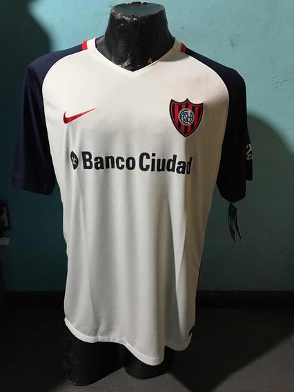 Camiseta De San Lorenzo 2018 Talle L Y Xl #10 Romagnoli Pipi