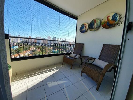 Apartamento 3 Dormitórios (1 Suite)- 2 Vagas + Depósito Privativo-metrô Santos Imigrantes - Bi25237