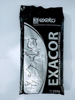Antioxidante Para Produtos Cárneos Exacor - Exato 250gr