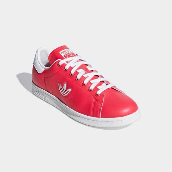 Tênis adidas Stan Smith Shock Red G27997 Tam 44 Original
