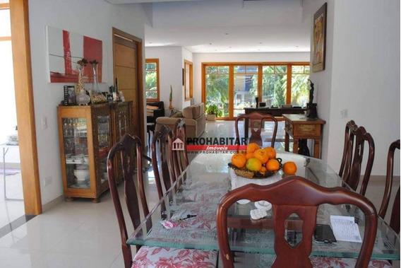 Sobrado Com 4 Dormitórios À Venda, 400 M² Por R$ 1.200.000,00 - Fazenda Da Ilha - Embu-guaçu/sp - So3089