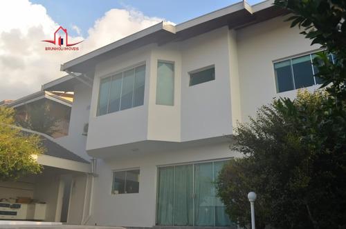 Casa A Venda No Bairro Nova Gardênia Em Atibaia - Sp.  - 1252-1