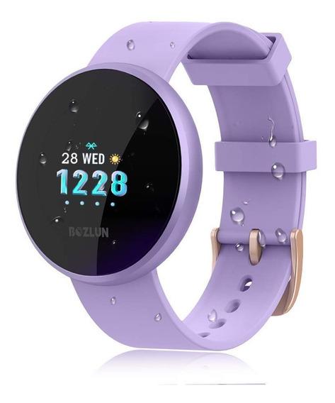 Reloj Smartwatch Mujer Pantalla Hd Bozlun B36 Varios Colores