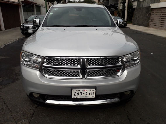 Dodge Durango Citadel V8 Awd At $260000 Socio Anca