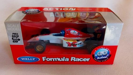 Formula 1 Racer Pull Back Welly - Lionels
