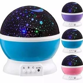 Luminária Lâmpada Projetor De Estrelas Galaxy - Promoção