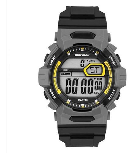 Relógio Mormaii Mo0500aa8y Preto