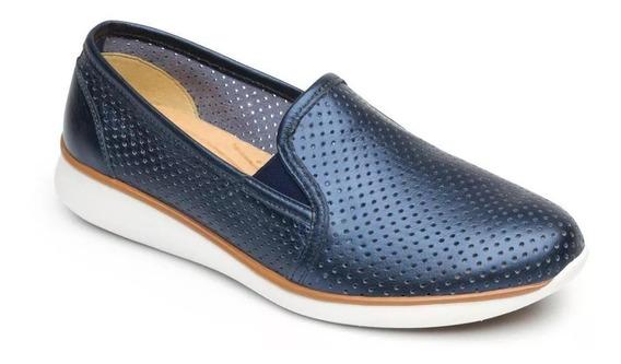 Zapato Flexi Dama 28202 Azul