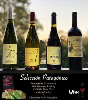 Vinos Premium - Selección Patagónico By Sommelier R.smoglie