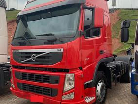 Volvo Fm 370 2013 Cavalo Trucado N Scania 124 420 Fh 440 113