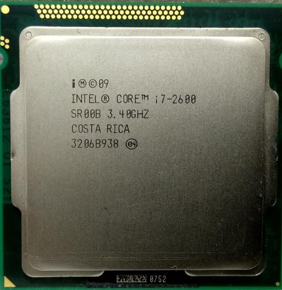 Intel Core I7 2600 3.4ghz Segunda Geração - Gasile Processor